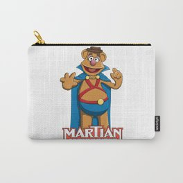 Fozzie Bear the Martian Manhunter Carry-All Pouch