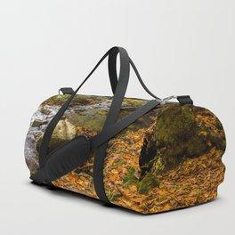 Autumn Landscape Duffle Bag