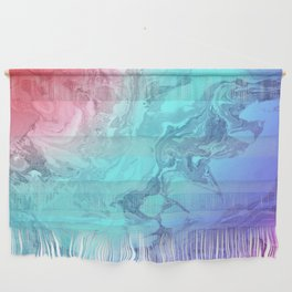 Rainbow Gradient Wall Hanging