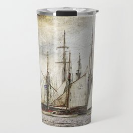 Sailing Ships Travel Mug