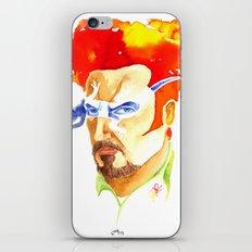Tino Casal iPhone & iPod Skin