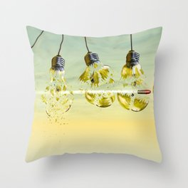 Peng ! Throw Pillow