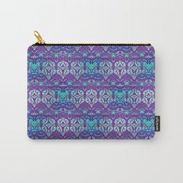 Bright Ornamental Night Carry-All Pouch