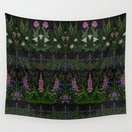 The Poison Garden - Gallimaufrey Wall Tapestry