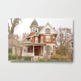 Mark Gross House Metal Print