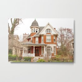 Mark Gross House Metal Print