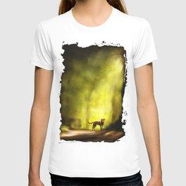 Canine Fairy  T-shirt