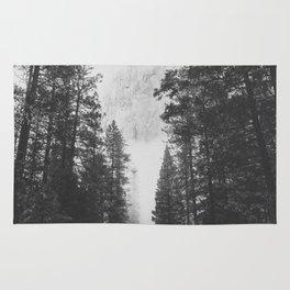 ROAD TRIP IV / Yosemite, California Rug