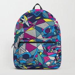 Skulls Geometric 2 Backpack