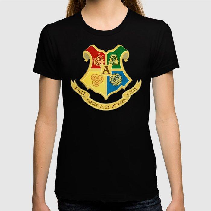 The Avatar School of Bending T-shirt