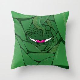 Shuma Gorath Throw Pillow