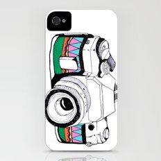 Camera iPhone (4, 4s) Slim Case