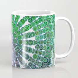 Spring Mandala Wheel Coffee Mug