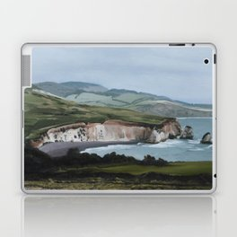 Freshwater, Isle of Wight, England Laptop & iPad Skin