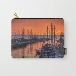 Sunset Marina Carry-All Pouch