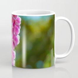 Foxglove Flowers Coffee Mug