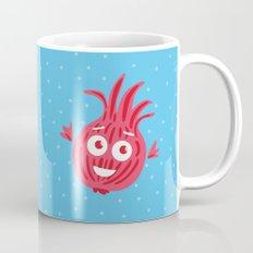 Cute Red Onion Mug