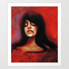 Antygona Art Print