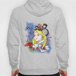 Alice's Adventure in Wonderland Hoody
