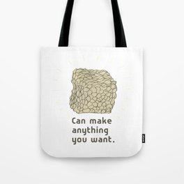 Potential Clay Tote Bag