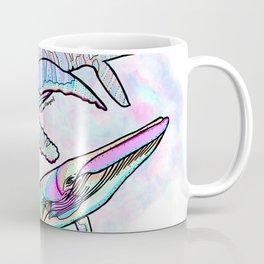 Humpback and Minke Whale Coffee Mug