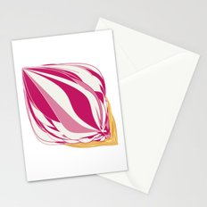 Strawberry Icecream Stationery Cards
