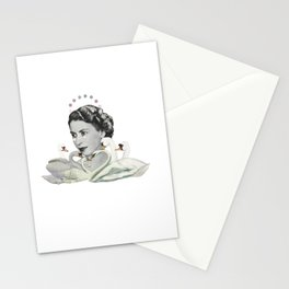 Leda and the Swans Stationery Cards