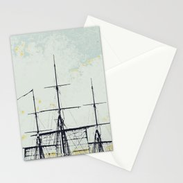 All Masts Up Stationery Cards