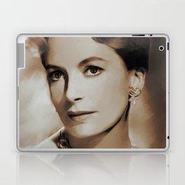 Hollywood Classics, Deborah Kerr, Actress Laptop & iPad Skin