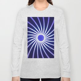 Light Spiral Long Sleeve T-shirt