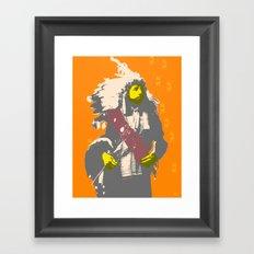 Indian Pop 75 Framed Art Print