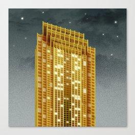 Three Logan Square - Philadelphia Canvas Print