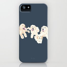 Kylie, tate, connor, and callie iPhone Case