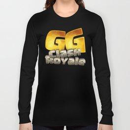 GG Clash Royale Long Sleeve T-shirt