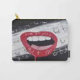 Rock and Horror Carry-All Pouch