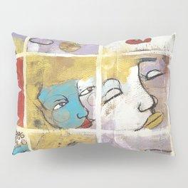 Sguardi di donne su di noi Pillow Sham