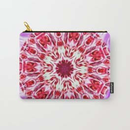 Royal Rose Radiant Orchid Kaleidoscope Carry-All Pouch