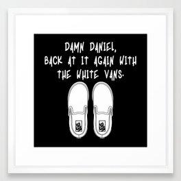 Daniel 3 Framed Art Print
