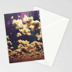 chicago the first Stationery Cards