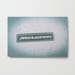 McLaren F1, AM Rinse Metal Print