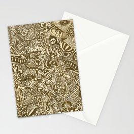 Rangutan 3D Logo Stationery Cards