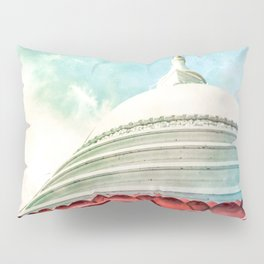 Buddha House Pillow Sham