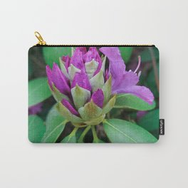 rhododendron flower  Carry-All Pouch