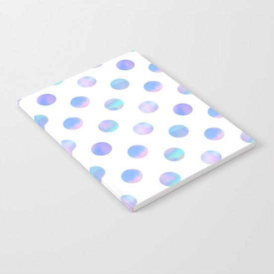 Dreaming Of Polka Dots Notebook