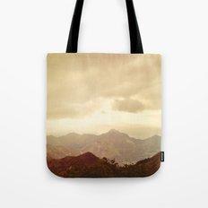 mountains (01) Tote Bag