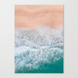 Sea 11 Canvas Print