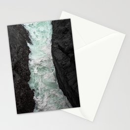 Between the Cliffs, Mendocino Stationery Cards