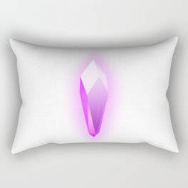 GLOWING CRYSTAL (CRASH BANDICOOT) Rectangular Pillow