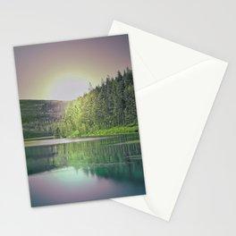 Langsett Sunrise Stationery Cards