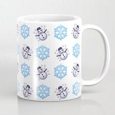 C1.3D Snowmoji Mug